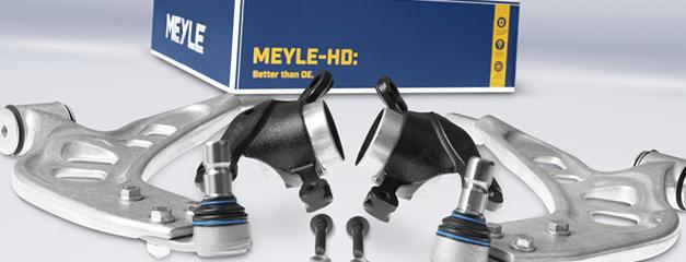 Поперечные рычаги Meyle-HD для BMW и Mini
