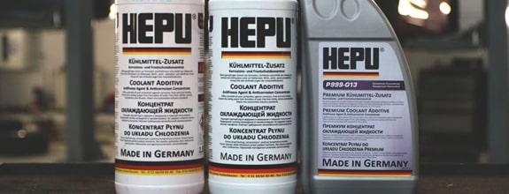 HEPU – оригинальные концентраты антифриза